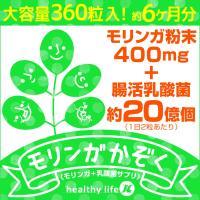 モリンガかぞく 大容量約6か月分 2個セット モリンガ家族 腸活ダイエット 野菜 乳酸菌 食物繊維 モリンガサプリヒルナンデス|dragon-bee|02