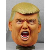 トランプ氏 変装 仮装 被り物 マスク コレクション 飾り 趣味 ハロウィン パーティー 外国人 な...