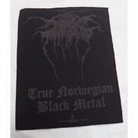 ダーク スローン DARK THRONE TRUE NORWEGIAN BLACK METAL バックパッチ