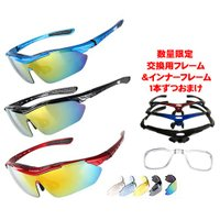 スポーツにおいてのサングラスは、太陽の直射光や水面・雪面の反射光による眩しさを防ぐ他、有害な紫外線か...