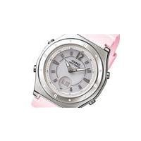 カシオCASIOWAVECEPTORソーラー電波レディース腕時計商品仕様:(約)H38.6×W34....
