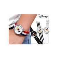 ディズニー DISNEY ミッキー クオーツ 腕時計 ユニセックス   商品仕様:ケース(約)H48...