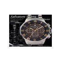 vサルバトーレ マーラ SALVATORE MARRA 電波時計 ソーラー クロノグラフ 10角形 ...