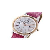 セイコーSEIKOルキアLUKIA限定モデルソーラーレディースウォッチ時計ホワイトプレゼントギフト商...