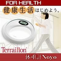 ◆Terraillon(R)テライヨン 体重計Noyo◆