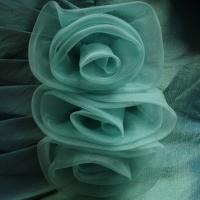 ロングドレス ステージ衣装 袖あり 大きいサイズ ロング丈 半袖 11号〜15号 ボレロ付き 演奏会ドレス カラオケ オペラ ジャケット 薔薇 青緑 E3116BGL
