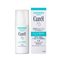 「キュレル 乳液 120ml」は、肌本来のセラミドの働きを補い潤いを与える薬用保湿乳液です。潤浸保湿...