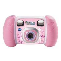 VTech Kidizoom Camera Connect by Vtech ピンク 子供用デジタル...