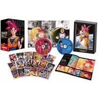 ドラゴンボールZ 神と神 特別限定版 DVD