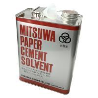 MITSUWA(ミツワ)ソルベント(溶解液・剥離材)4L(3,800ml)