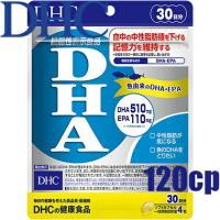 メール便のみ送料無料 ディーエイチシー DHC DHA 120粒/30日分