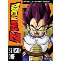 (在庫あり)【PS3で再生可能】ドラゴンボールZ BOX1 北米版DVD 1話〜39話収録