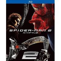 スパイダーマン2('04米)(Blu-ray/洋画アクション|SF|ファンタジー|アドベンチャー)