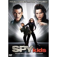 元スパイの両親が悪の組織に誘拐され、小学生の姉弟が両親救出に向かう。数々のスパイ・グッズと智恵を駆使...