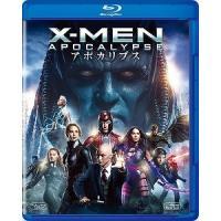 X-MEN:アポカリプス('16米)(Blu-ray/洋画アクション|SF)