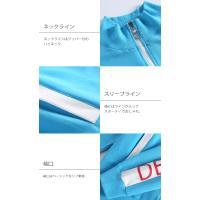 ジップアップブルゾン スウェット素材 ロゴプリント スタンドカラー ゆるシルエット 長袖/送料無料