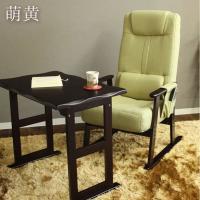 【安心の一年保証】【安全設計】ゆったり快適に座れる肘付き高座椅子。無段階リクライニング可能、腰当付き...
