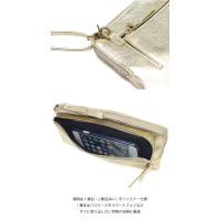 STUDIO・S スタディオ・S 60th限定モデル メタリック ミニポーチ ショルダーバッグ お財布ショルダー 910-ss-7m201
