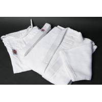 """上衣の裏地に最新特殊加工""""HiDriTex""""を使用し、常に肌触り快適。 上衣、ズボンセット、白帯付き..."""
