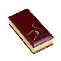 会津塗りの過去帳です。過去帳とは亡くなられた方の戒名(法名)、没年月日、俗名、行年(享年)等、命日の...