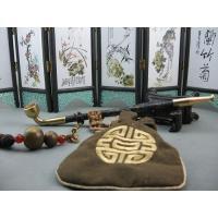 材質:真鍮/銅 サイズ:長さ23cm、火皿直径 2.1cm 付属品:アミ(スクリーン)、巾着袋、コン...
