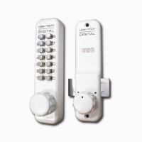 ■TAIKO デジタルロック 5100 固定サムターン 玄関ドアなどに後付け出来る、ボタン式の暗証番...