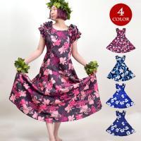 注)こちらはドレスのみの販売となります。 注)生地裁断の場所により、柄ゆきが画像と若干異なる場合がご...