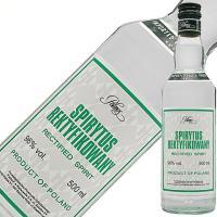 ウォッカ スピリタス 96度 正規 500ml スピリッツ vodka|e-felicity