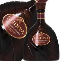 リキュール ゴディバ チョコレート クリーム リキュール 15度 正規 750ml liqueur 包装不可|e-felicity