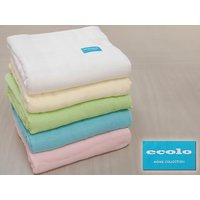 ecolo Home Collection エコロ 5重ガーゼ...