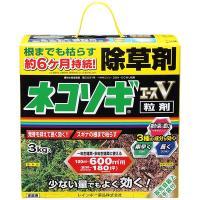 ■粒のまま地面にパラパラまくタイプの除草剤です。 ■天候や土壌の条件、雑草の種類により異なりますが、...