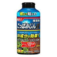 除草剤 持続 雑草 こっぱみじんW 900g レインボー薬品