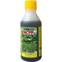 MCPPは、フェノキシ系のホルモン型選択性除草剤で、 茎葉処理により芝生内の広葉雑草を選択的に枯殺し...