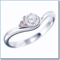 ギフト   (プラチナ ダイヤモンドリング)婚約指輪 シチズン セントピュール エンゲージリング ダ...