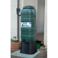 雨水タンク 雨水貯留タンク でガーデン作業と防災対策!毎日の植物への水まきの費用が大変ですか?災害時...