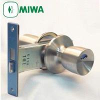 【145HMD-8】MIWA(美和ロック) 145HMタイプ 玉座 ドアノブ 交換 取替えセット【室...