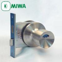 【HMD-8型】MIWA(美和ロック) 本締付モノロック錠 ドアノブ 交換 取替え【室外:表示ノブ ...