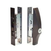 MIWA 引戸錠 召合せ SL09-1LS CB多くのアルミサッシ引戸の鍵交換に対応する、MIWA製...