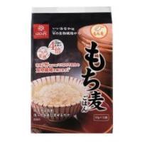 お米にうるち米ともち米があるように 大麦にもうるち性・もち性があります。 「もち麦ごはん」はもち性の...