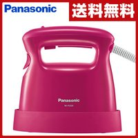 【送料無料】 パナソニック(Panasonic)  衣類スチーマー  NI-FS320-RP  ●本...