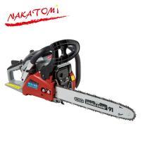 【送料無料】 ナカトミ(NAKATOMI) ドリームパワー  エンジンチェーンソー  ECS-38D...