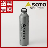 【送料無料】 新富士バーナー(SOTO)  SOTO広口フューエルボトル1000ml  SOD-70...
