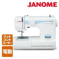 【送料無料】 ジャノメ(JANOME)  フットコントローラー式 電動ミシン  JN508DX  ●...