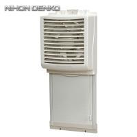 【送料無料】日本電興(NIHON DENKO)   窓用換気扇風機 FW-20G  ●本体サイズ:幅...
