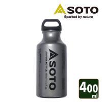 【送料無料】 新富士バーナー(SOTO)  広口フューエルボトル400ml  SOD-700-04 ...