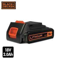 【送料無料】 ブラックアンドデッカー(BLACK&DECKER)  18V 2.0Ahリチウムイオン...