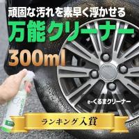 洗車機を使用する前に、ボディ・ホイール・ブレーキダストなど頑固な汚れに直接クリーナーを吹き付け、汚れ...