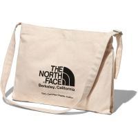 THE NORTH FACE(ノースフェイス) ミュゼットバッグ Musette Bag NM82041 ナチュラル×ブラック