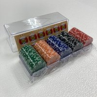 麻雀用ポーカーチップ「アモス新チップ」特大