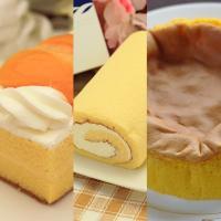 ◆長崎県民のご用達ケーキ「シースクリーム」と、まろやかな食感が特徴の「半熟かすてら」、五島列島の塩を...